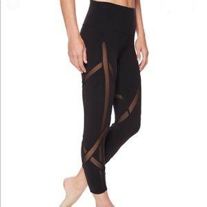 ALO Yoga High-Waist Laced Legging Black